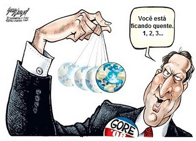 Al Gore,Eco Chatos,Blog do Mesquita