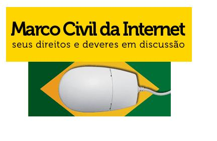 Logomarca Marco Civil na Internet
