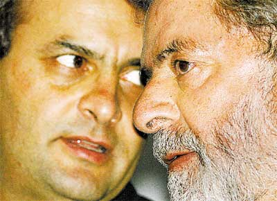 Aécio Neves Blog do Mesquita Personalidades - Políticos - Lula