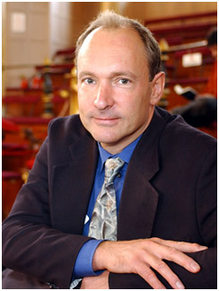 Sir Tim Berners-Lee, WEB,Blog do Mesquita