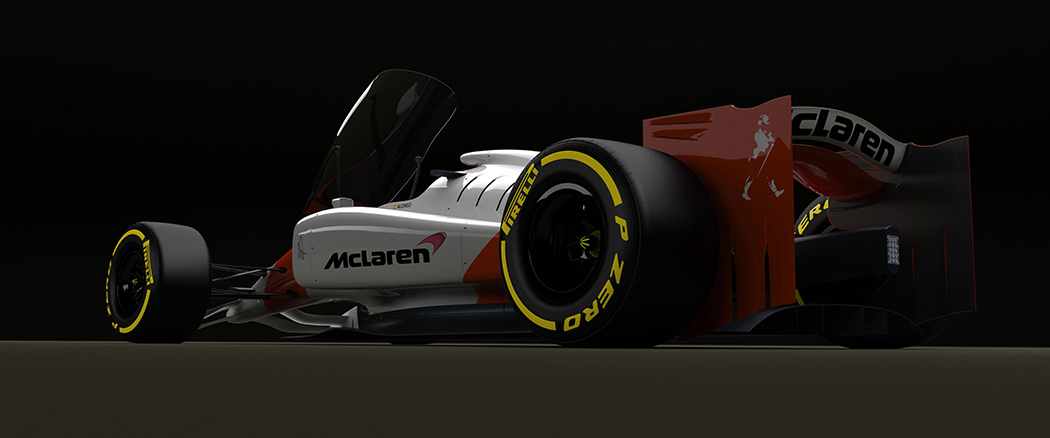 Design,F1 series McLaren-Honda,Blog do Mesquita 03