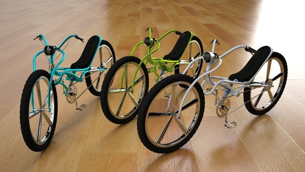 Design,Bicicletas, Offbeat Bikes,Oscar Navarro,Blog do Mesquita 04