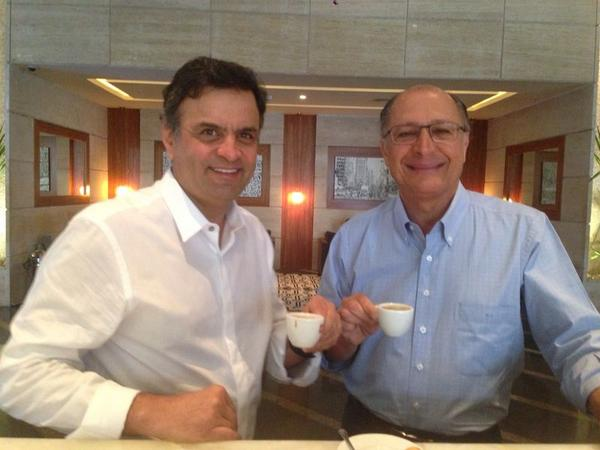 Aécio Neves,Geraldo Alckimins,Blog do Mesquita,Políticos