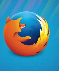 Firefox Mozilla, Blog do Mesquita