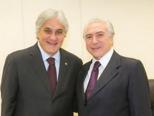 Delcídio,Temer,Blog do Mesquita