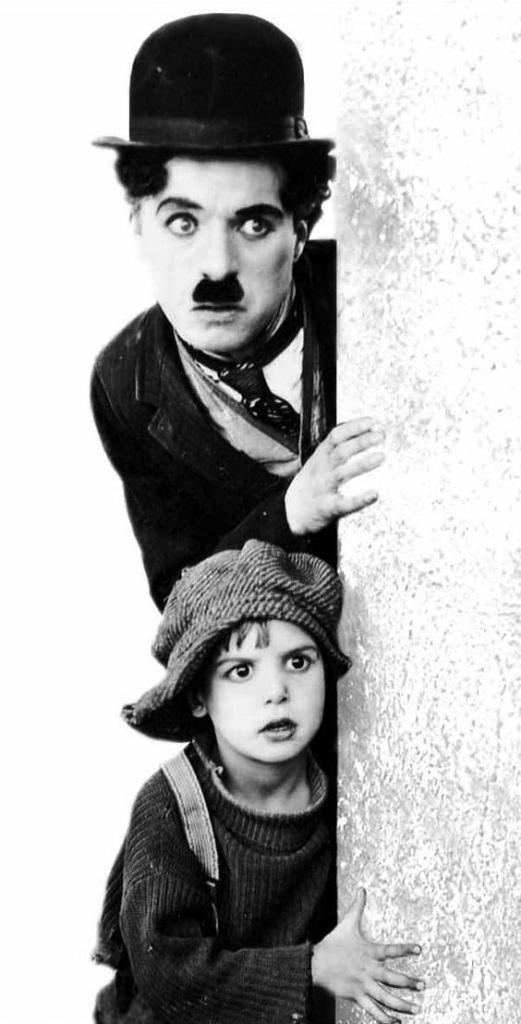 Chaplin,O Garoto,Cinema,Hollywood,Blog do Mesquita