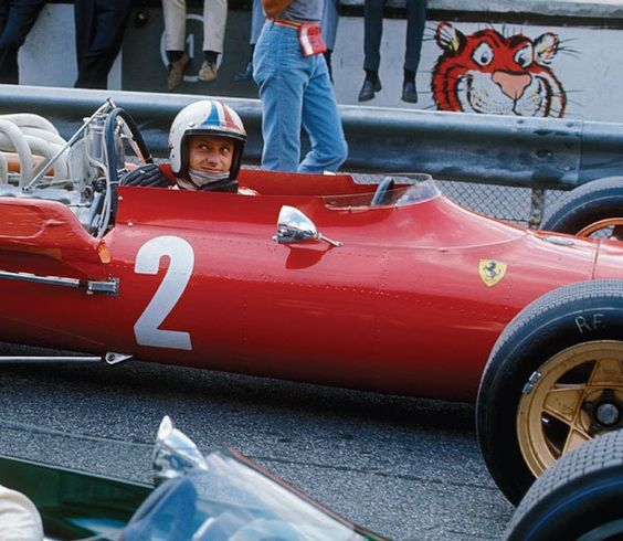 Fórmula UM,GP de Monza,Blog do Mesquita,Chris Amon,Ferrari 312,1967