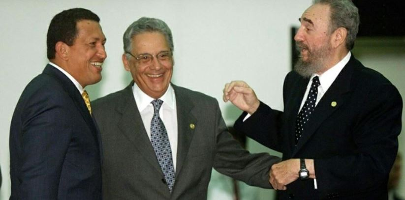 FHC,Chaves,Fidel Castro,Blog do Mesquita