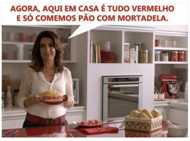 Fatima bernardes,Blog do Mesquita