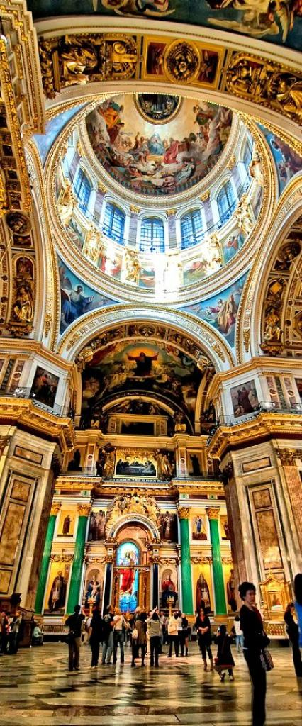 Arquitetura,Blog do Mesquita, Saint Isaak's Cathedral ~ St. Petersburg, Russia