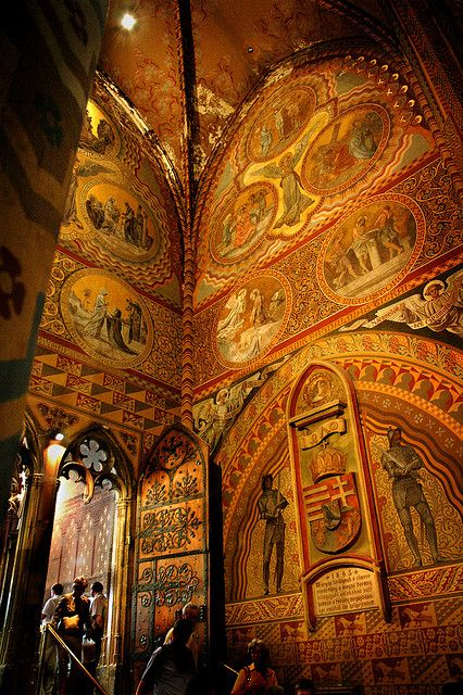 Arquitetura,Blog do Mesquita,St. Matthias Church in Budapest