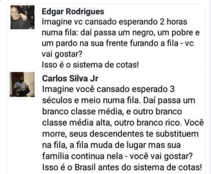 Racismo,Blog do Mesquita.