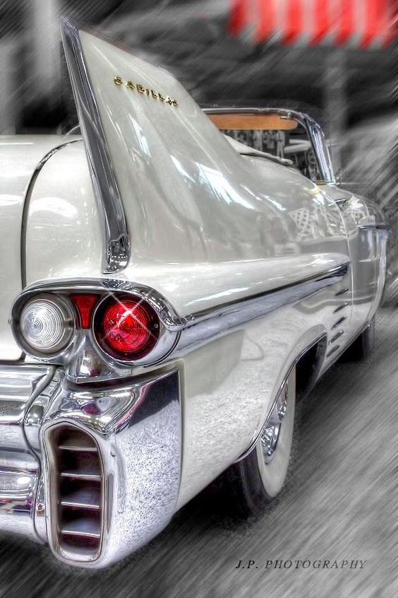 Blog do Mesquita,1958 Cadillac Convertible