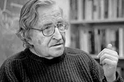 Noam Chomsky,Blog do Mesquita
