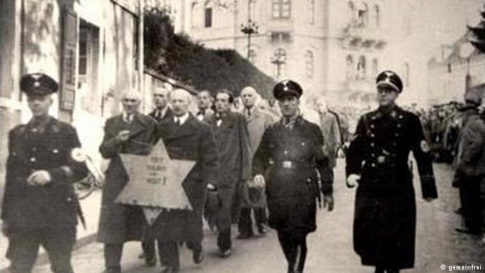 """Nazismo: """"Noite dos Cristais"""" e o silêncio dos alemães"""
