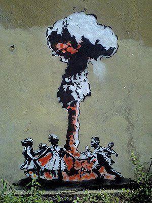 Artes Plásticas,Banksy,Pinturas,Street Art,Grafites,Blog do Mesquita (1)