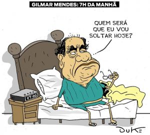 Brasil Duke,Humor,Impunidade,Justiça,STF,Gilmar Mendes
