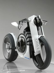 Design,Motocicletas,Blog do Mesquita,Honda Oree Electric Motorcycle Concept 1
