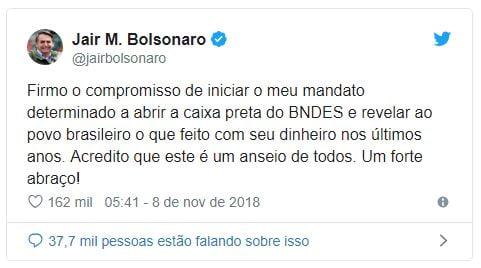 Economia,Brasil,BNDES,Bolsonaro,Corrupção 0