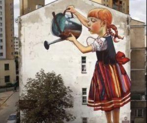 Artes Plásticas,Pinturas,Grafites