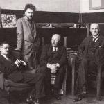 James-Joyce-Ezra-Pound-Ford-Maddox-Ford-and-John-Quinn-in-Pounds-Paris-studio-1921-696x612