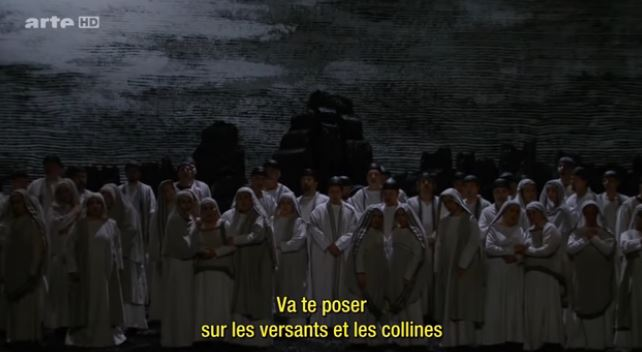 Va Pensiero,Nabuco,Ópera,Música,Verdi