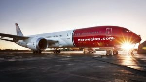 Norwegian Air,Aviação,Economia