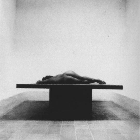 Robert Hausser, Wing, 1976,Arte,Fotografia