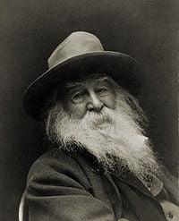 Walt Whitman,Poesia,Literatura
