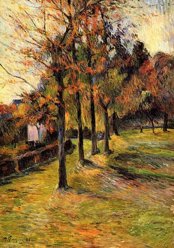 Paul Gauguin - Pinturas
