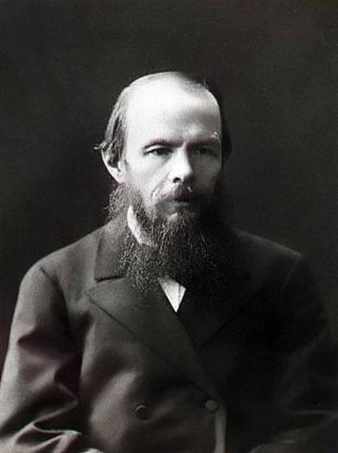 Fiódor Mikhailovitch Dostoiévski,Literatura,Blog do Mesquita