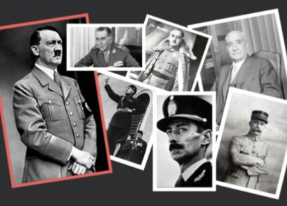 Hitler,Fascismo,Nazismo,Ideologias,Guerra,Blog do Mesquita