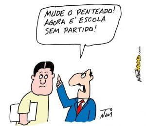 Humor,Escola sem partido,Brasil,Educação,Ideologia,Educação