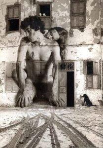Itzhak Ben Arieh,Artes Plásticas,Pinturas,Grafite,Blog do Mesquita