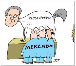 Paulo Guedes,Bolsonaro,Mercado,Economia