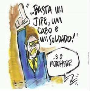 Queiroz,Bolsonaro,Corrupção,Brasil