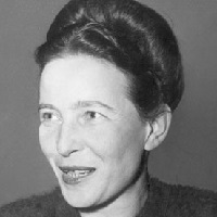 Simone de Beauvoir,Literatura,Blog do Mesquita