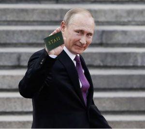 Vladimir Putin,Rússia,Stasi,Blog do Mesquita