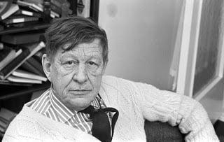 W. H. Auden,Literatura,Poesia,Blog do Mesquita