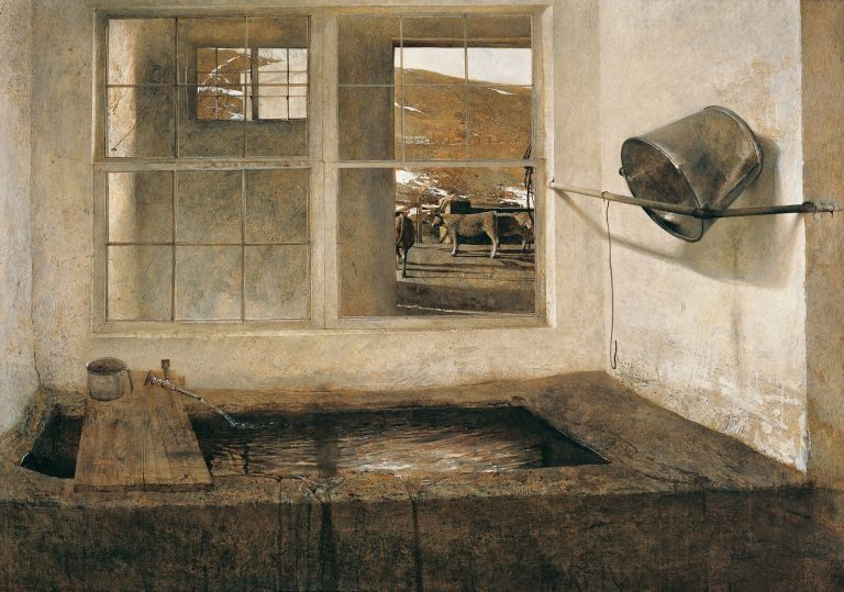 Andrew Wyeth - Aquarelas
