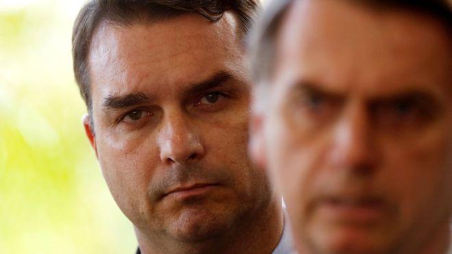Flávio Bolsonaro,Políticos,Brasil,Corrupção,Milícias