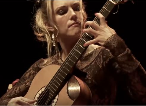 Música,Guitarra,Violão,Blog do Mesquita,Nadja Kossinskaja,Piazzolla,Oblivion