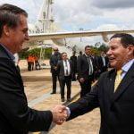 Forças Armadas,Brasil,Bolsonaro,Mourão,Política