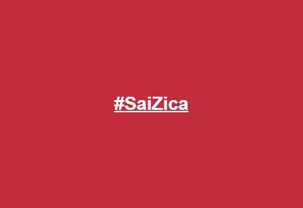 Sai Zica,Bolsonaro