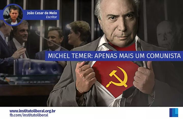 Temer,Blog do Mesquita