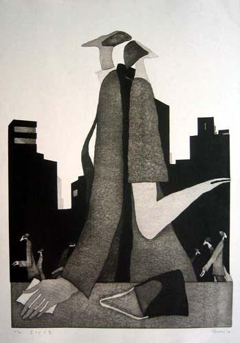 Artes Plásticas,Desenhos,Blog do Mesquita,Tetsuo Aoki