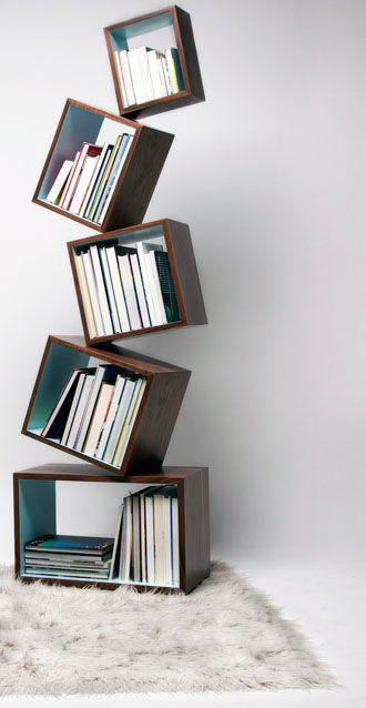 Design - Mobiliário - Estantes