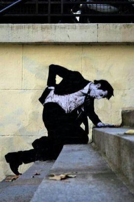 Artes Plásticas,Street Art,Grafite, Le valet,Blog do Mesquita (2)