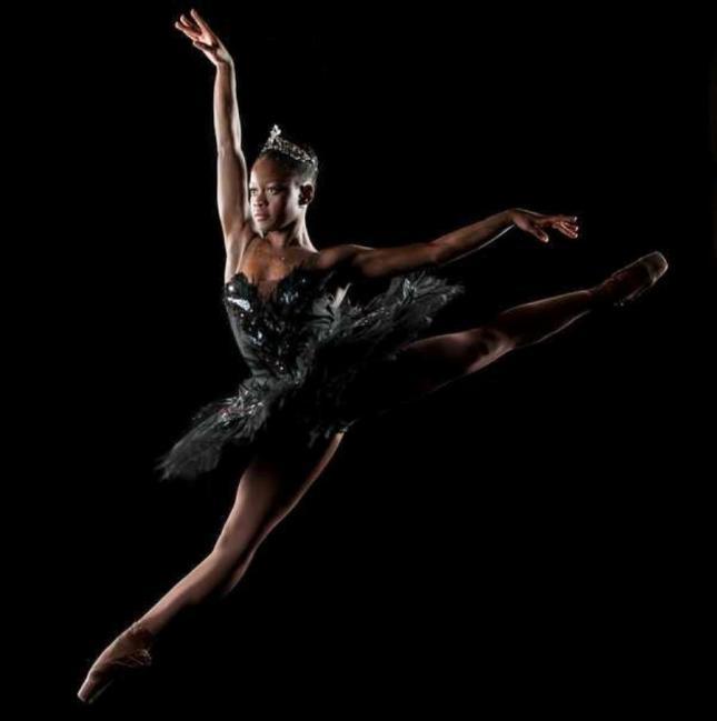 Blog do Mesquita,Ballet,Michaela DePrince, Dance Theatre of Harlem
