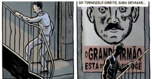 George Orwell,Literatura1984,Blog do mesquita